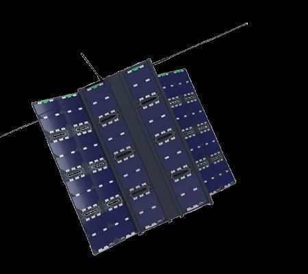 Bluefields micro-satellite Bluebird