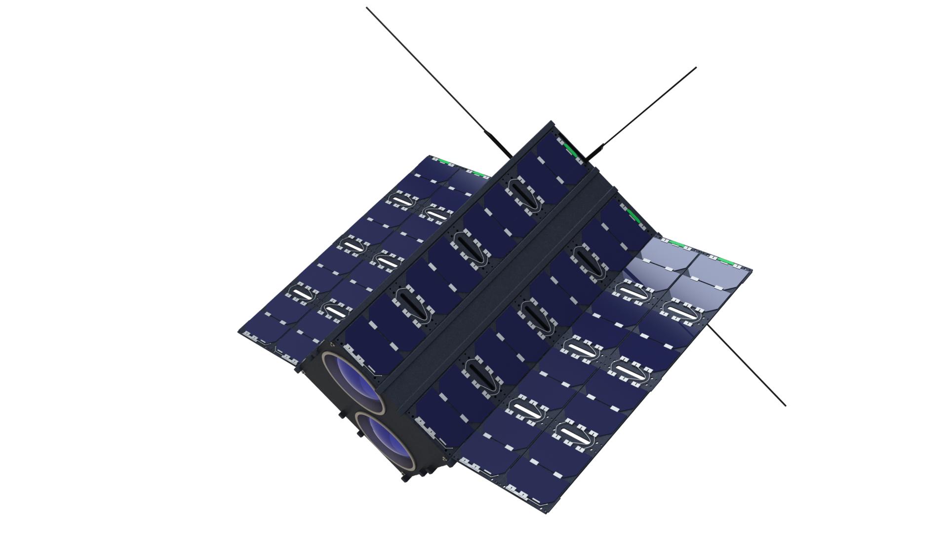 Bluefield's microsat (Bluebird)